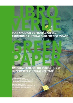 Green paper. national plan for the protection of underwater cultural heritage